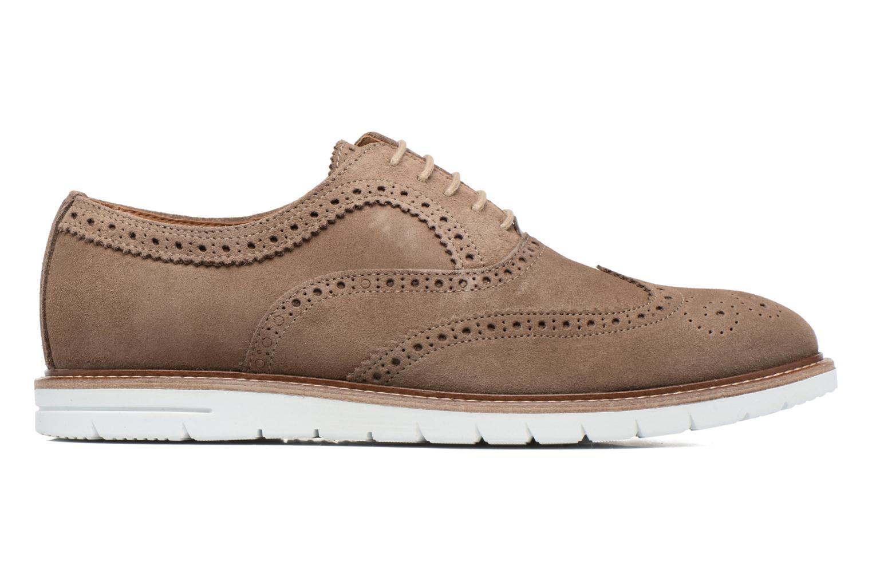 Chaussures à lacets Mr SARENZA Clydor Marron vue détail/paire