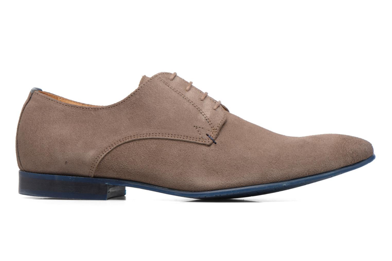 Chaussures à lacets HE Spring Peter Marron vue derrière