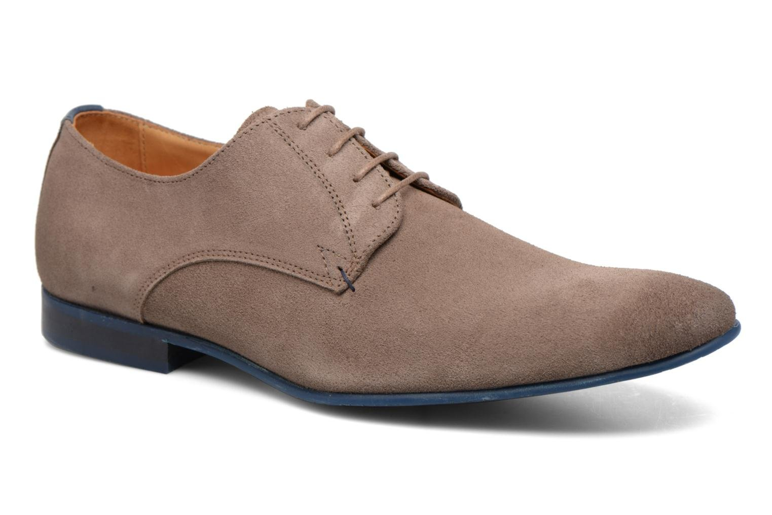 Peter suede taupe