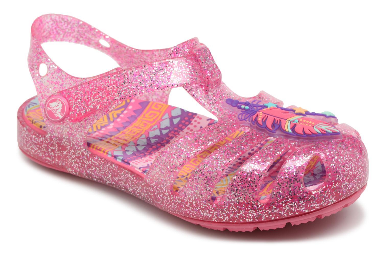 2 Vibrant Sandal Crocs PS Crocs Isabella Novelty Pink tXqz0X