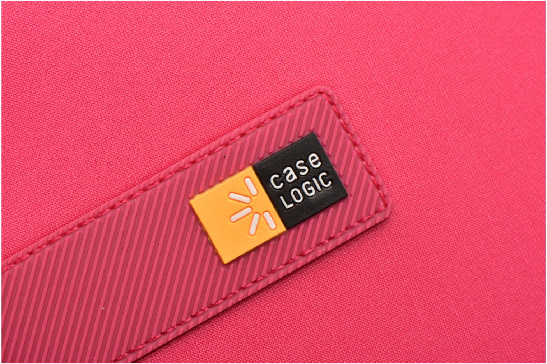 Laptop cases Case Logic Pochette ordinateur 13'' Pink view from the left