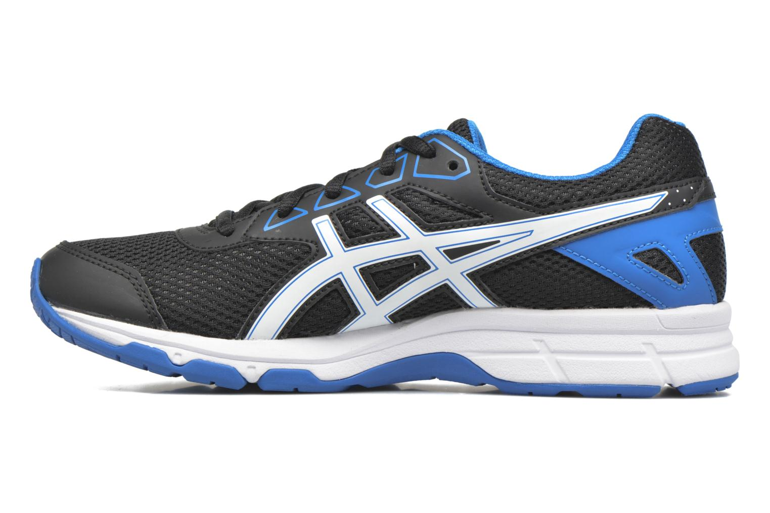 Trainers Asics Gel Galaxy 9 GS Black front view