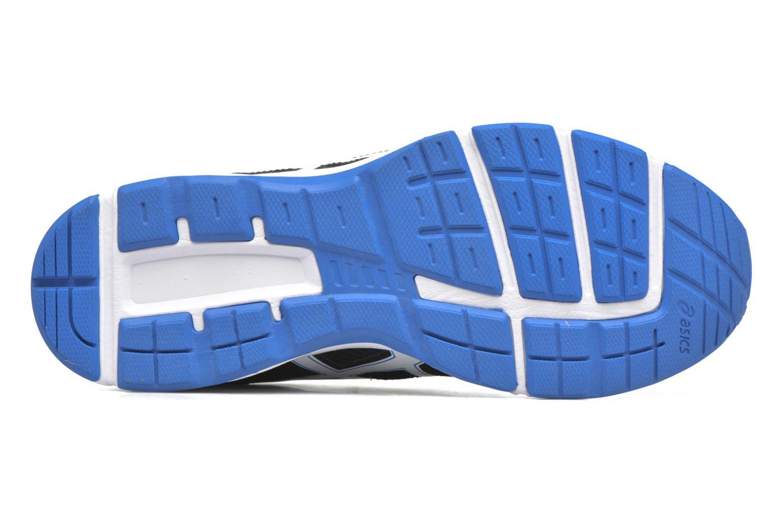 Baskets Asics Gel Galaxy 9 GS Noir vue haut