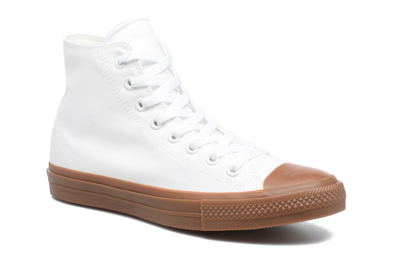 Chuck Taylor All Star II Hi Tencel Canvas White/White/Gum