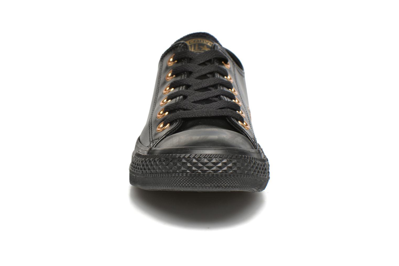 Chuck Taylor All Star Ox Craft SL Black/Gold/Black