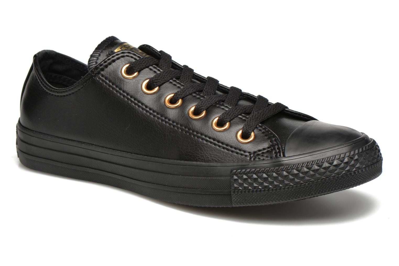Converse Chuck Taylor All Star Ox Craft SL Negro faJdXbuq