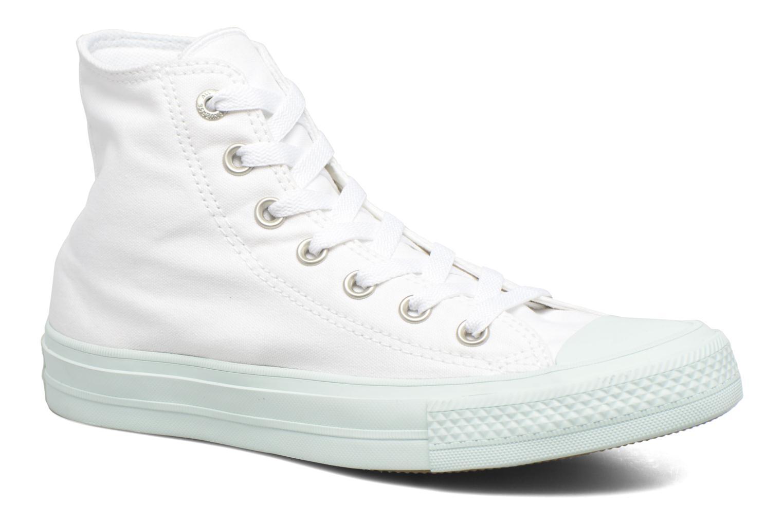 Zapatos promocionales Converse Chuck Taylor All Star II Hi Pastel Midsoles W (Blanco) - Deportivas   Gran descuento