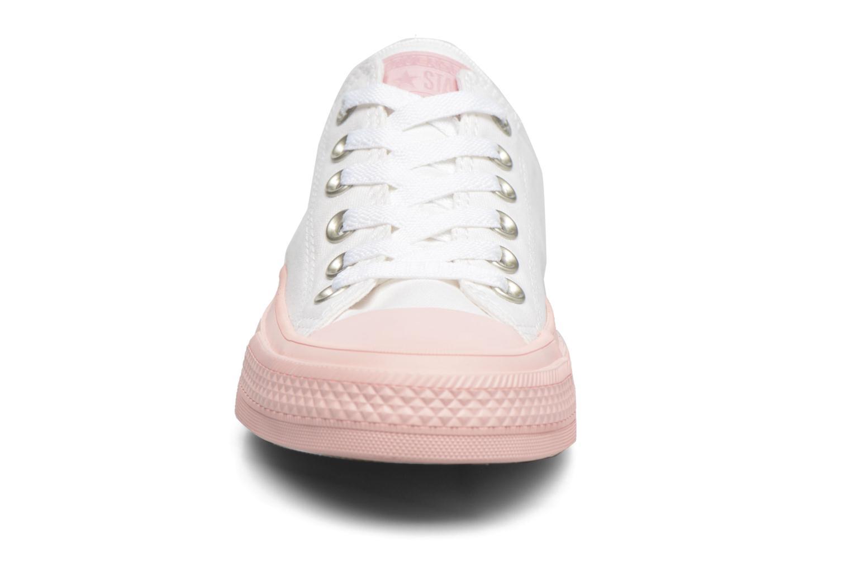 Chuck Taylor All Star II Ox Pastel Midsoles W White/Vapor Pink/Vapor Pink