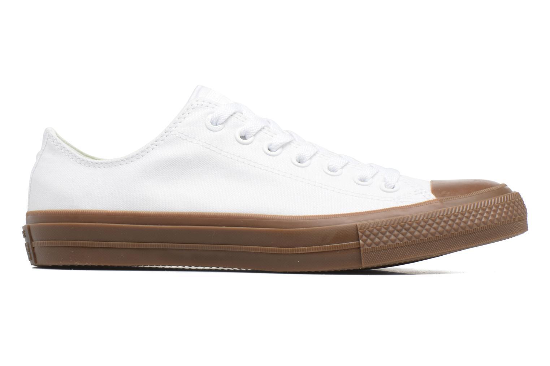 Chuck Taylor All Star II Ox Tencel Canvas White/White/Gum