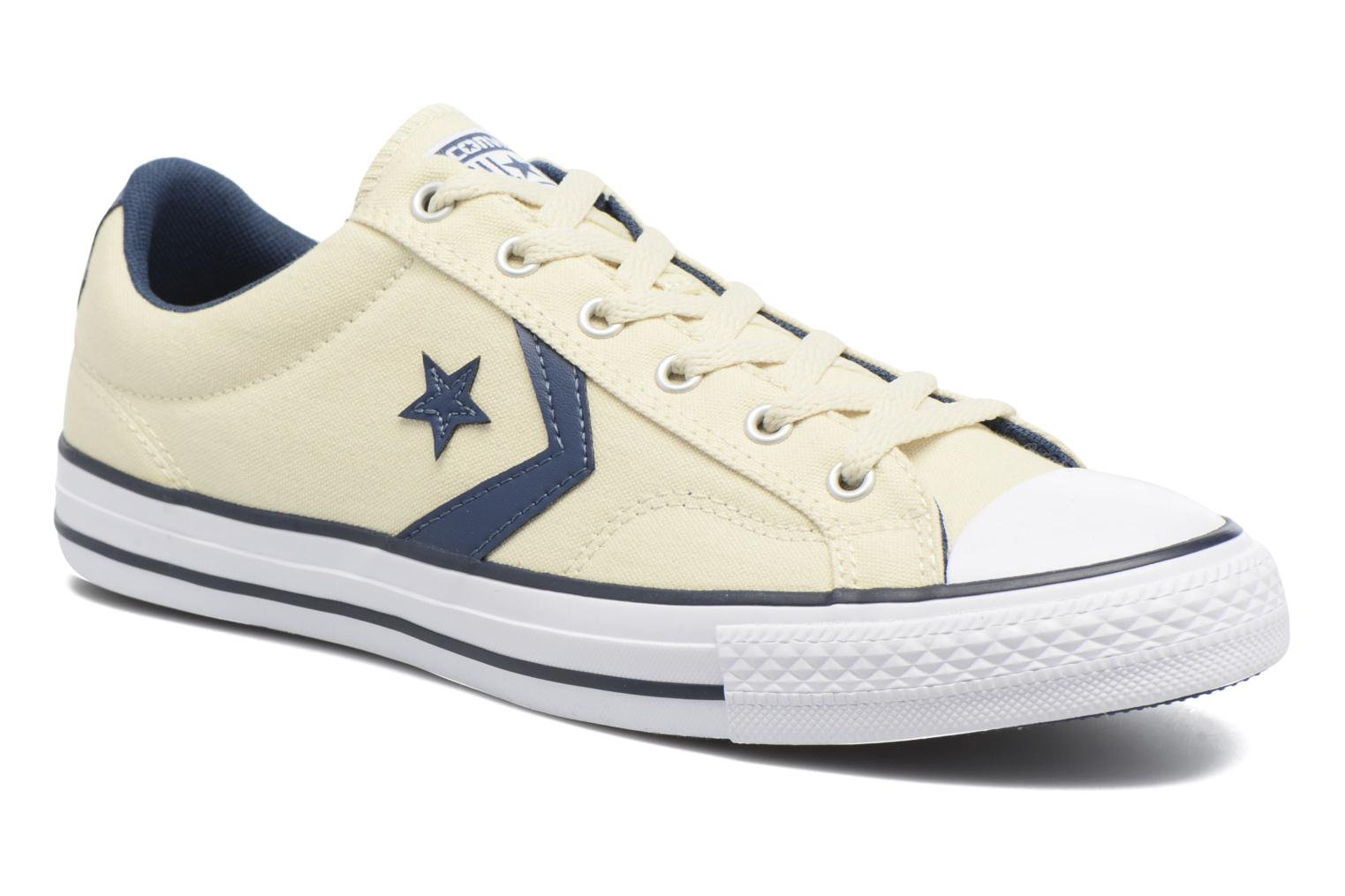 Star Player Ox Fundamentals Natural/Navy/White