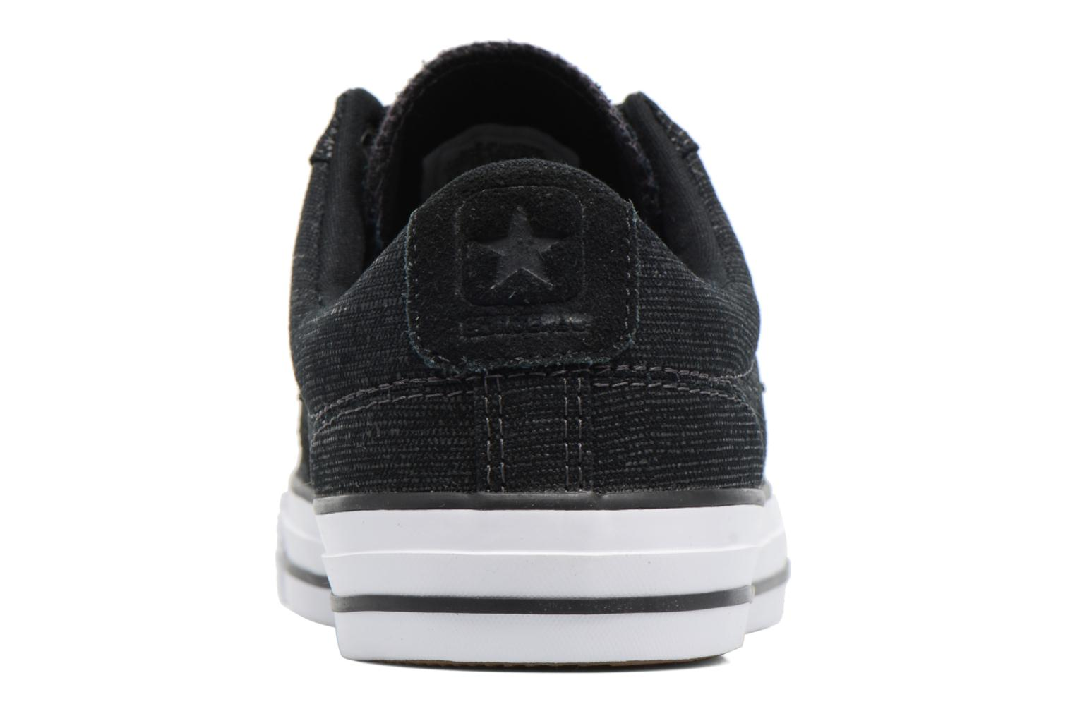 Star Player Ox Dobby Black/Almost Black