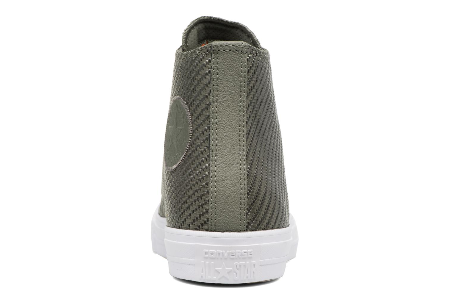 Chuck Taylor All Star II Hi Sports Blocking Olive Submarine/Bold Manarin/White