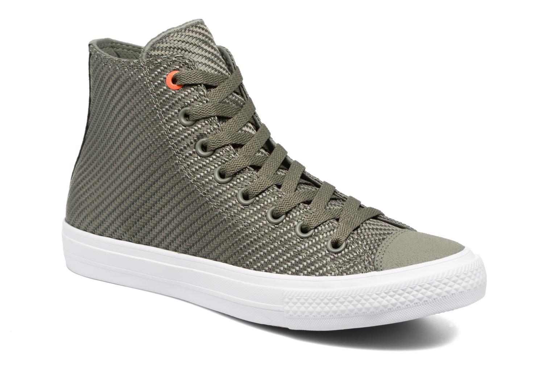 Converse - Damen - Chuck Taylor All Star II Hi W - Sneaker - grün Versand Rabatt Verkauf Surfen Günstig Online Billig Verkauf Original Spielraum Zuverlässig Preise Online-Verkauf QG508kx