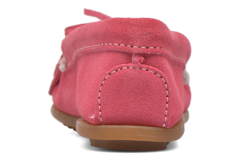 Pink Suede Moccasin Minnetonka Kilty E Hot IC6XH7wq