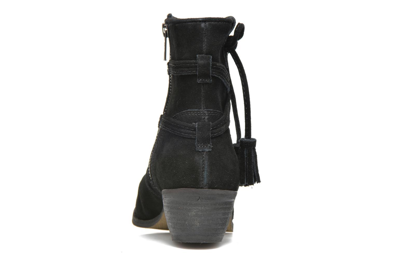 Mesa Boot Black Suede