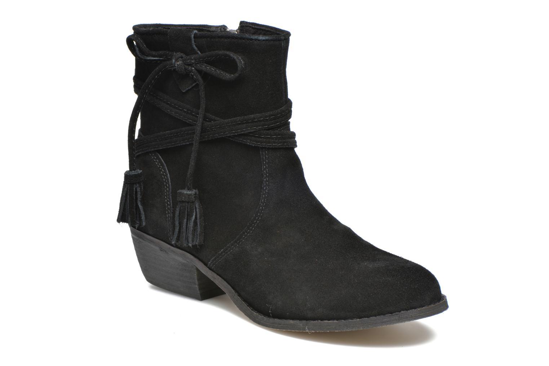 Zapatos promocionales Minnetonka Mesa Boot (Negro) - Botines    Descuento de la marca