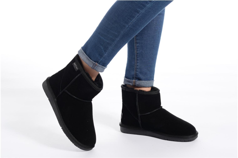 Bottines et boots Minnetonka Vista Boot Or et bronze vue bas / vue portée sac