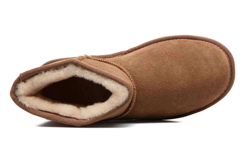 Bottines et boots Minnetonka Vista Boot Or et bronze vue gauche