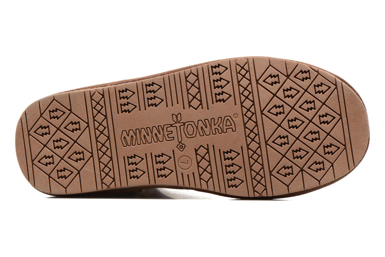 Bottines et boots Minnetonka Vista Boot Or et bronze vue haut
