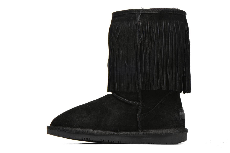 Bottines et boots Minnetonka Hyland Boot Noir vue face