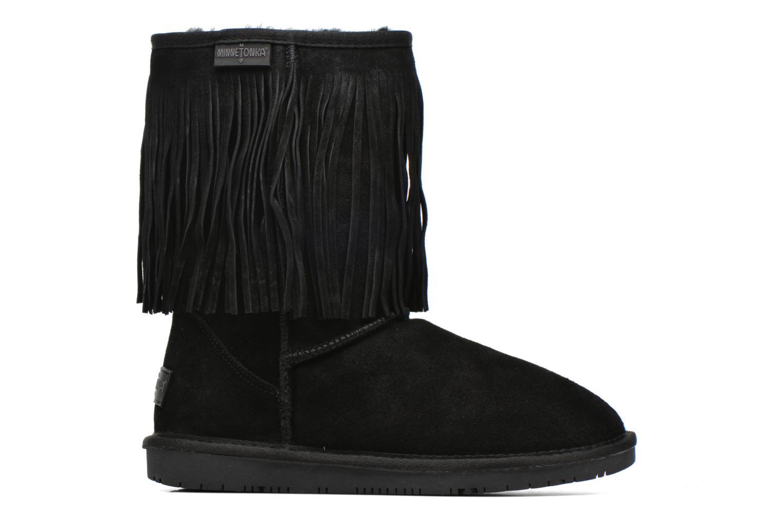 Bottines et boots Minnetonka Hyland Boot Noir vue derrière