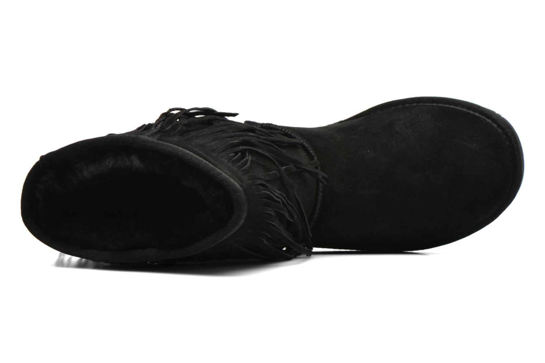 Bottines et boots Minnetonka Hyland Boot Noir vue gauche