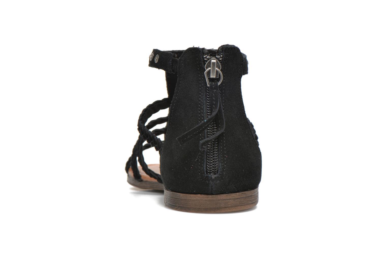Sandales et nu-pieds Minnetonka Catalina Sandal Noir vue droite