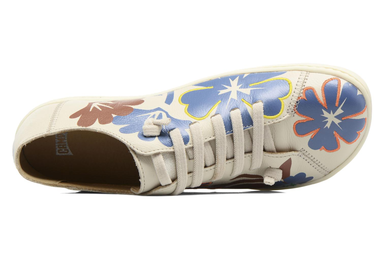 Trainers Camper TWS K200367 Multicolor view from the left