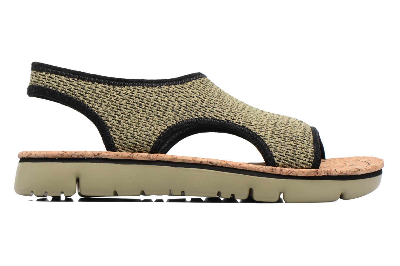 Sandales et nu-pieds Camper Oruga K200360 Vert vue derrière
