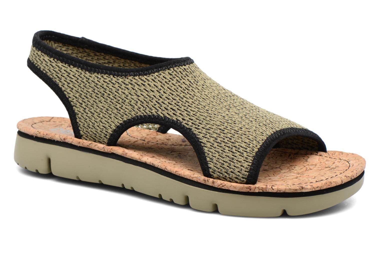 Zapatos especiales para hombres y mujeres Camper Oruga en K200360 (Verde) - Sandalias en Oruga Más cómodo 3114ec