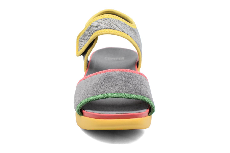 Sandals Camper Spark K200454 Grey model view