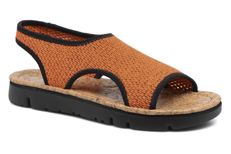 Sandalen Camper Oruga K200460 orange detaillierte ansicht/modell