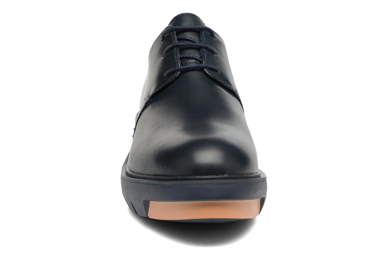 Chaussures à lacets Camper Marta K200114 Bleu vue portées chaussures