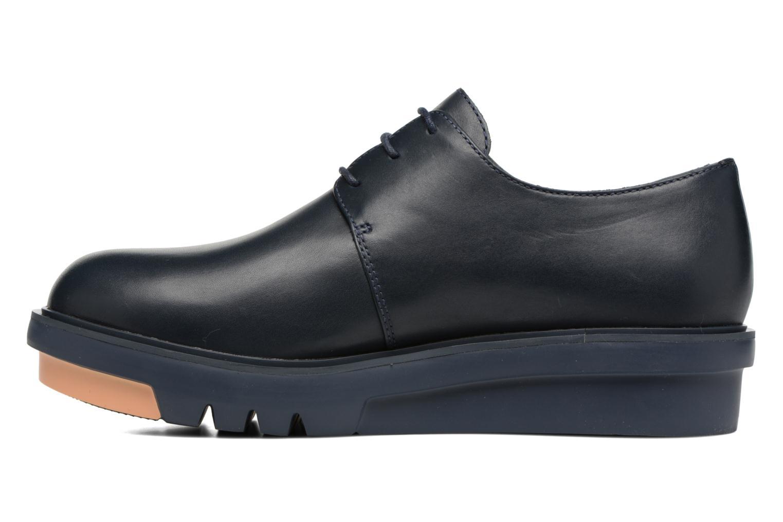 Chaussures à lacets Camper Marta K200114 Bleu vue face