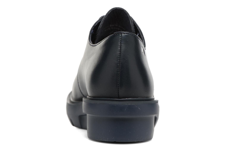 Chaussures à lacets Camper Marta K200114 Bleu vue droite