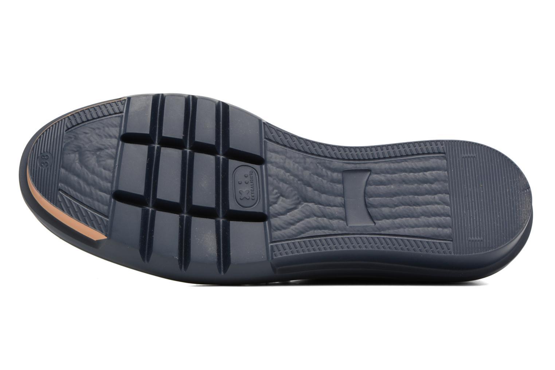 Chaussures à lacets Camper Marta K200114 Bleu vue haut