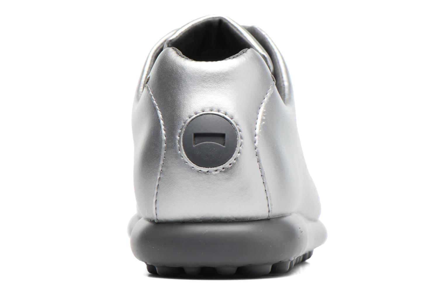 Trainers Camper Pelotas XL K200458 Silver view from the right