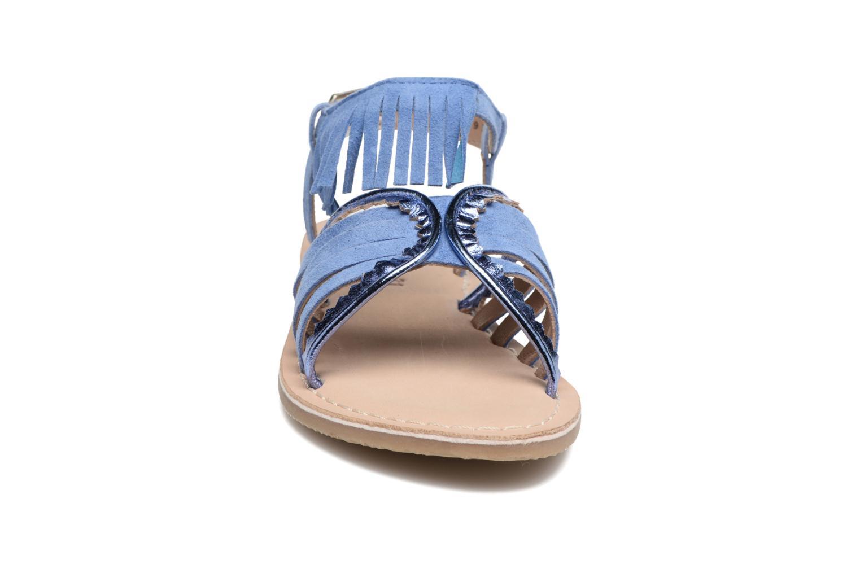 Sandales et nu-pieds Mod8 Sumy Bleu vue portées chaussures