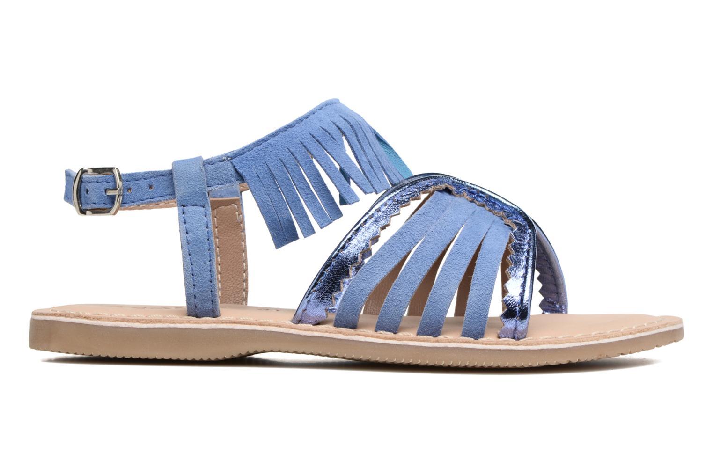 Sandales et nu-pieds Mod8 Sumy Bleu vue derrière
