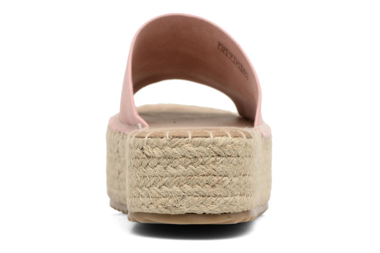 Scarpe di corda Coolway Bora Rosa immagine destra