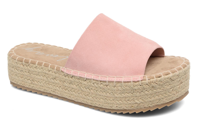 Grandes descuentos últimos zapatos (Rosa) Coolway Bora (Rosa) zapatos - Alpargatas Descuento 18e161