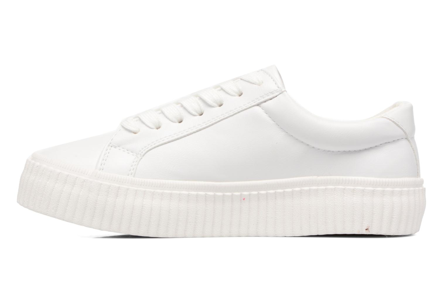 Sneakers Coolway Cherry Bianco immagine frontale