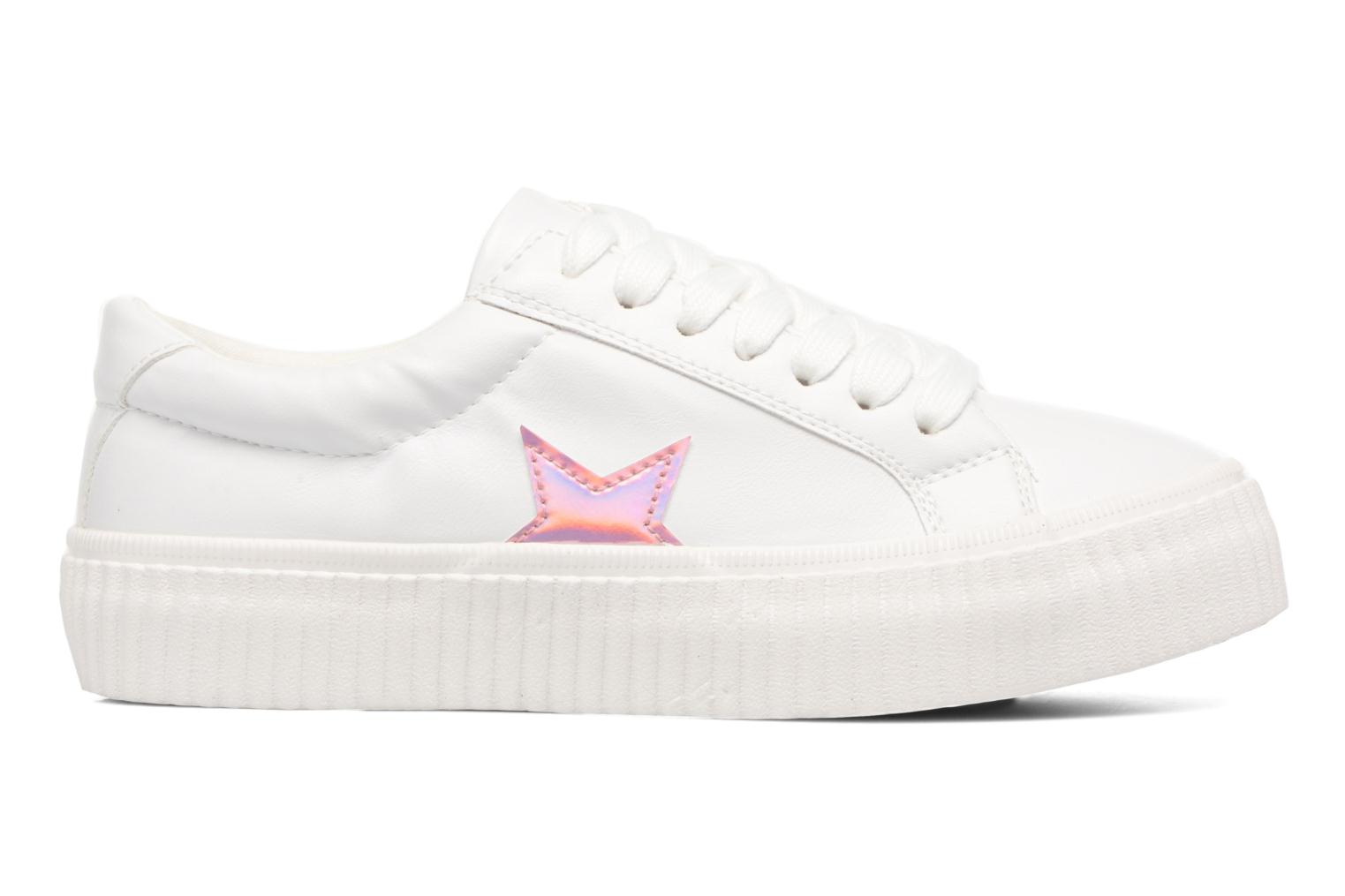 Sneakers Coolway Cherry Bianco immagine posteriore