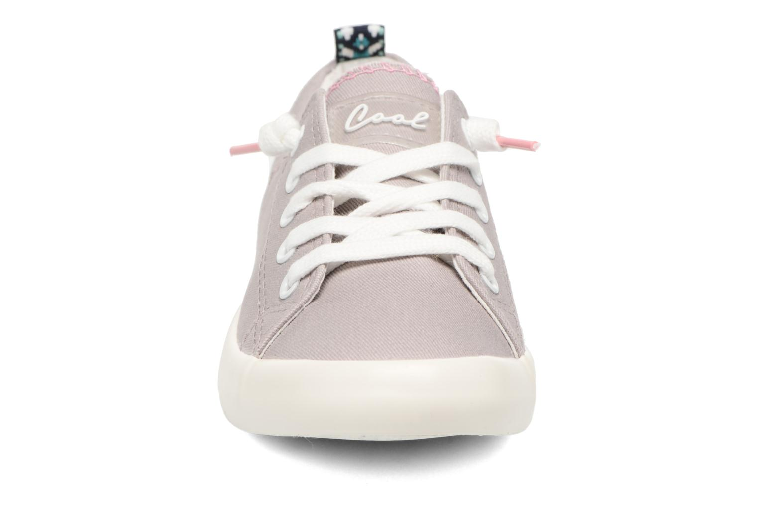 Baskets Coolway Susie Gris vue portées chaussures