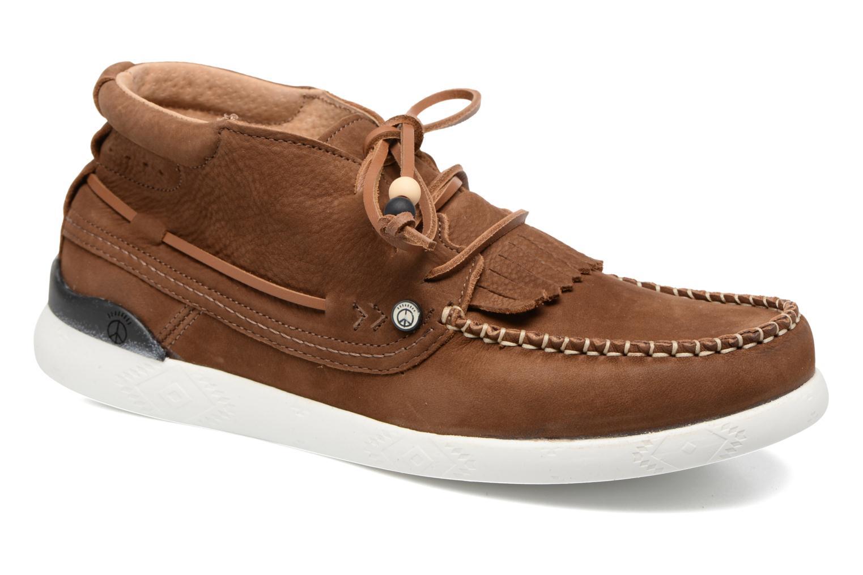 Zapatos Zapatos Zapatos cómodos y versátiles Dolfie Landom Hi (Marrón) - Deportivas en Más cómodo b50f1f