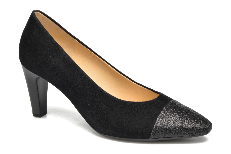 Grandes descuentos últimos zapatos Gabor Udine (Negro) - Zapatos de tacón Descuento