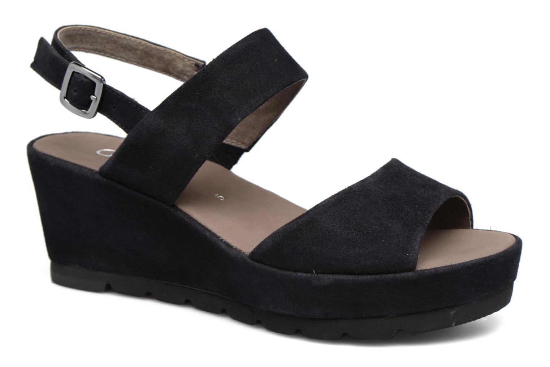 Sandales et nu-pieds Gabor Pistoia Bleu vue détail/paire