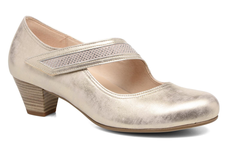Marques Chaussure femme Gabor femme Palma 2 Platino