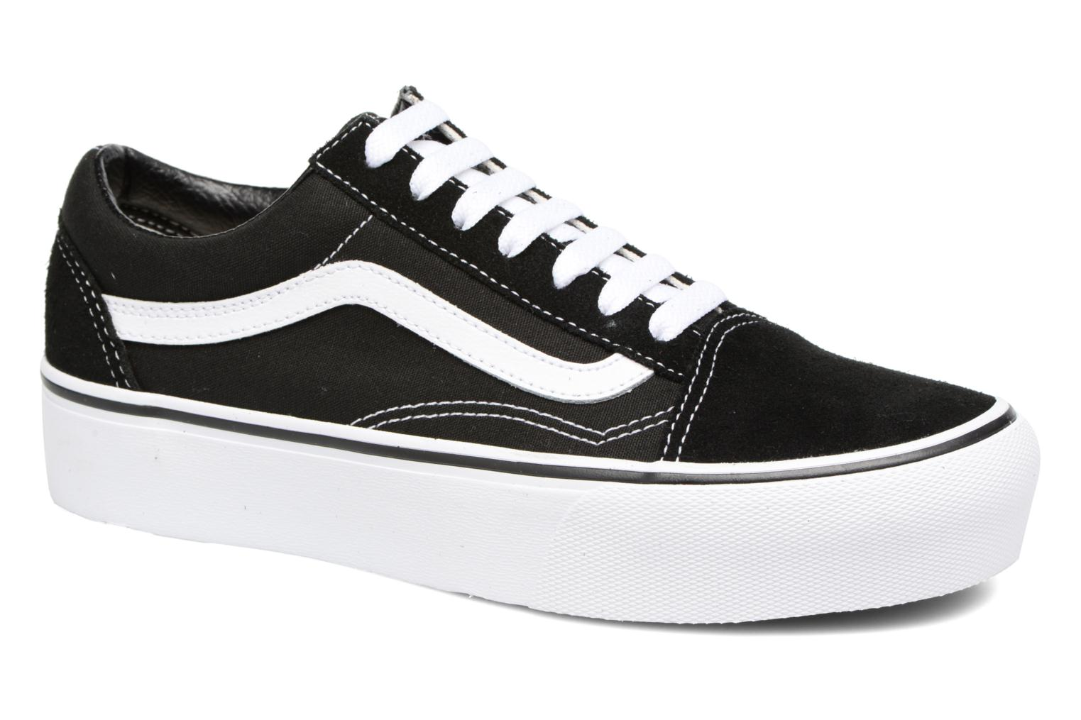 vans platform old skool