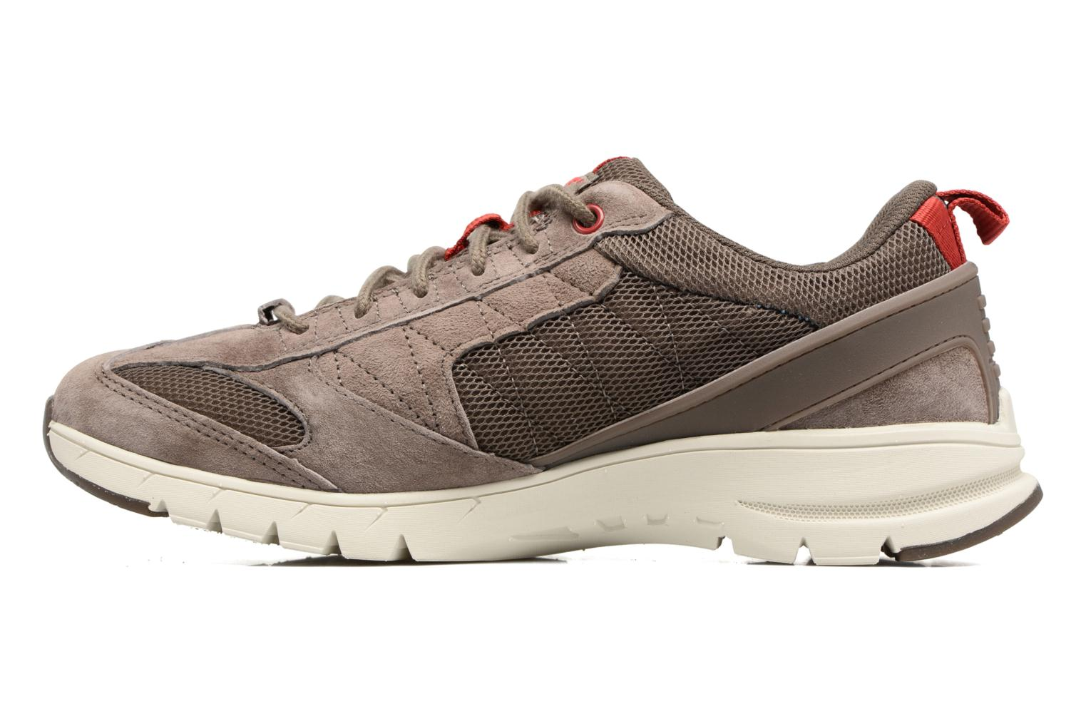 Trainers Caterpillar Mythos Brown front view